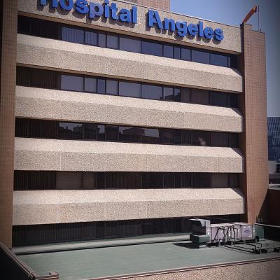Hospital Ángeles del Pedregal Slider